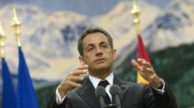 Подслушвали Никола Саркози за либийската сделка