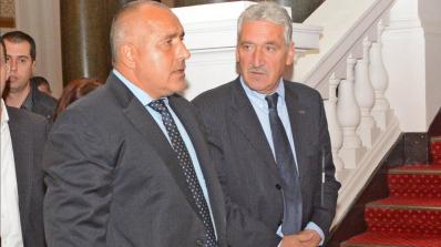 Борисов: Щом търпим Местан да ни дава акъл за морал, заслужаваме си съдбата