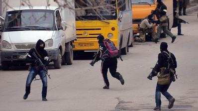 Френски журналист е взет за заложник в Симферопол