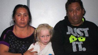 Откритото вчера бебе в ромски катун в Гърция се оказа отново българче