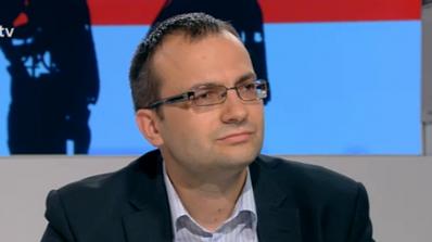 Мартин Димитров: Това правителство унищожи репутацията на България