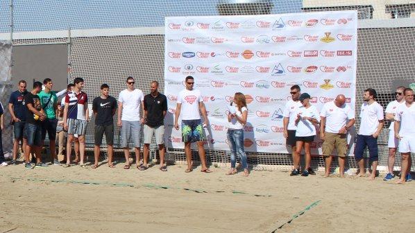 """Днес е финалът на благотворителния турнир по плажен волейбол """"Спортувай с мисия!"""""""