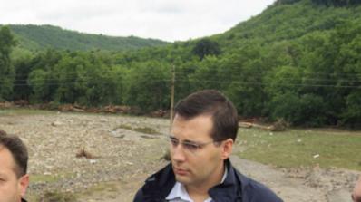 Анастасов: Няма нито един прелял или дефектирал язовир
