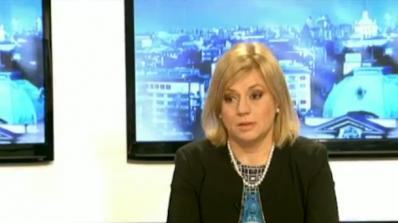 Терзиева: Спирането на евросредства е стандартна процедура