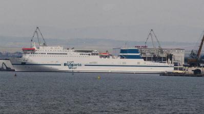 Вижте кораба на Цветелина Бориславова (снимка)