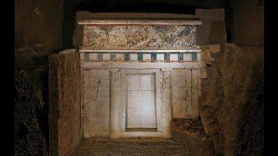 Учените влизат в гробницата на Александър Македонски (снимки)