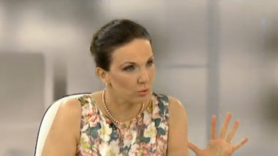 Антония Първанова: Да се намалят депутатите