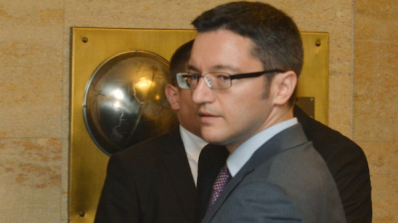 Скандал бетонира Кристиан Вигенин в Благоевград