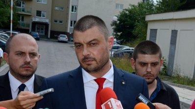 Бареков: Не ме свърта в Европа