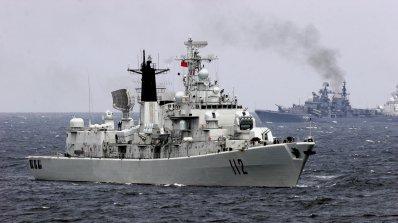 Украински катер в Азовско море е бил атакуван