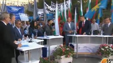 Водачите на листи във Варна спретнаха скандален дебат