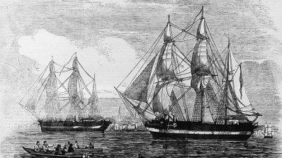 Канада откри кораба на Джон Франклин след 160 години