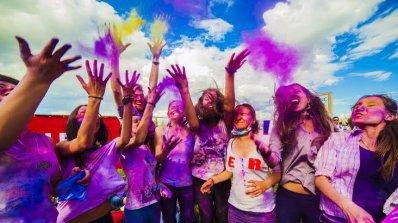 Утре: Фестивал на цветовете в Пловдив