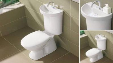 Еко тоалетна пести вода (видео)