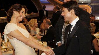 Том Круз и Сандра Бълок с таен брак?