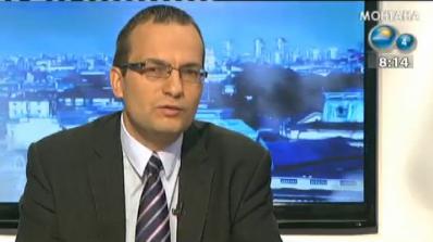 Мартин Димитров: Няма смисъл от правителство без ясно мнозинство (видео)