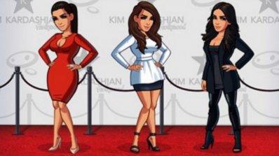 Мобилната игра на Ким Кардашиян генерира 43 млн. долара приходи