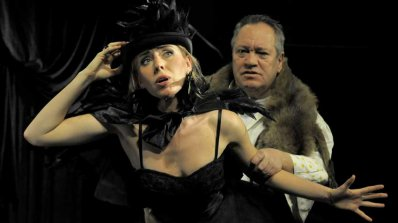 ''Волпоне'', ''Бурунданга'' и ''Арт'' в Сатиричния в Нощта на театрите