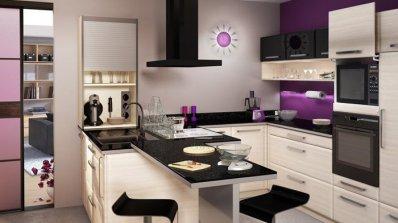 6 функционални идеи за кухненски бар плот