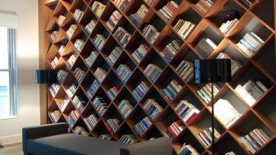 Как да преобразите домашната си библиотека?