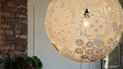 Стилна лампа за малки и големи в 4 прости стъпки