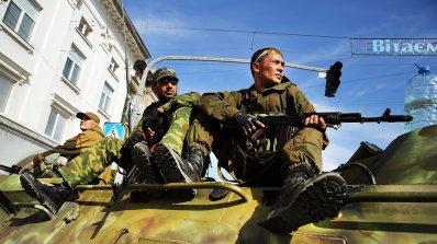 Наши офицери в Донецк вземат по 2500 долара