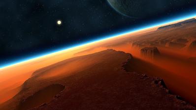 Ядрена атака унищожила марсианската цивилизация
