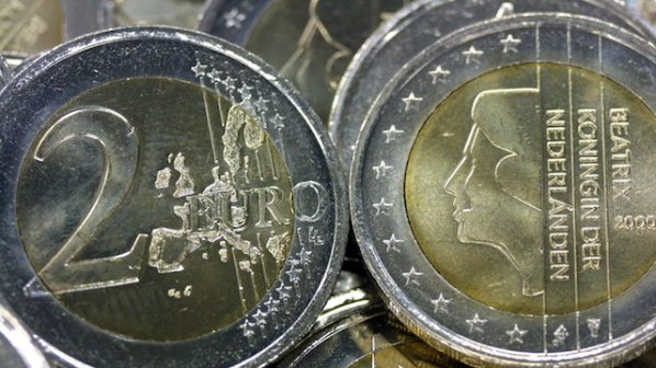 Италианската полиция откри рекордно количество фалшиви монети от 1 и 2 евро