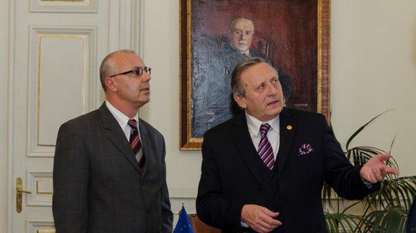 МВР и БАН подписаха споразумение за сътрудничество