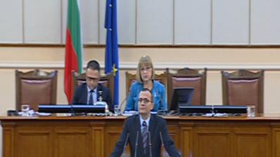 Мартин Димитров: Контролните органи не трябва да бъдат колегиални