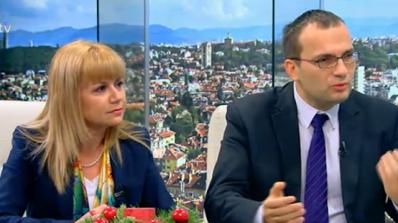 Защо няма дебат по пенсионната реформа, недоумява Мартин Димитров