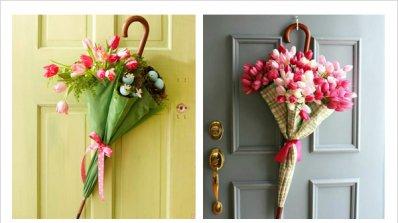 Ефектна декорация с цветя в 3 стъпки