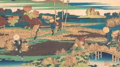 ''27 шедьовъра'' от Хокусай