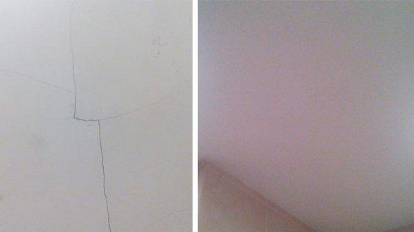 Преди и След частичен ремонт на баня