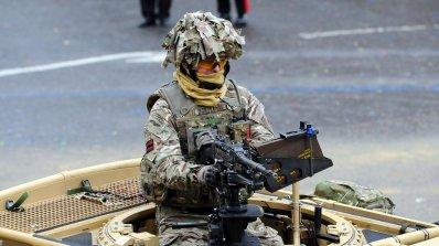 Британски войник е изнасилил 6-годишно австрийче