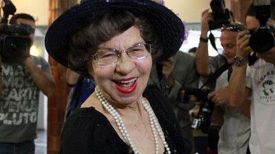 Чудото Стоянка Мутафова на 2 февруари ще навърши 93 години!