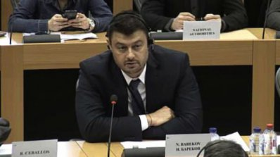 Бареков при Кристалина: Докладът е шанс за реформите у нас