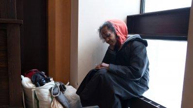 Родни бездомници бродят из Острова