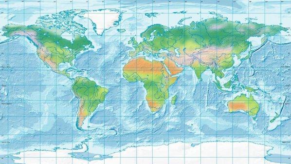 Karta 2019 Mashab Na Geografska Karta