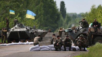Армията на Украйна и сепаратистите с взаимни обвинения в нарушаване на примирието