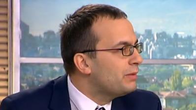 Мартин Димитров: Изходът е растеж на икономиката