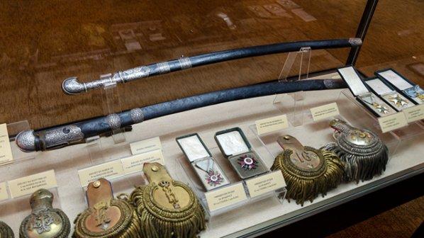 """Откриха изложба """"100 г. от влизането на България в Първата световна война"""" (снимки)"""