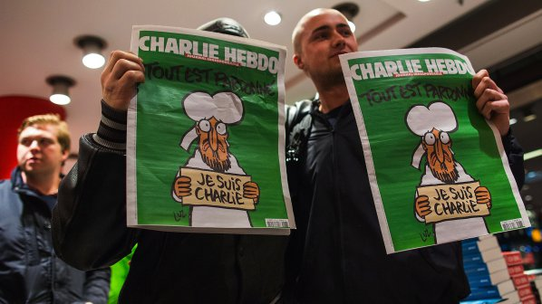 Шарли ебдо: Почваме отново