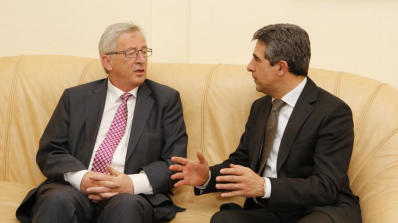 Юнкер: На България не й достига икономически растеж