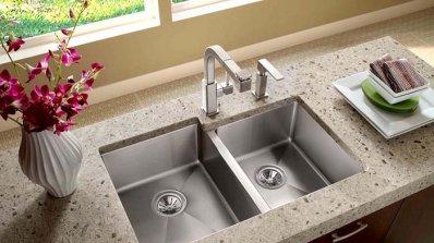 Как сами да отпушим канала на мивката