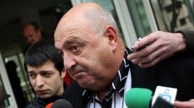 Венци Стефанов: Грозна картина, Хасково игра срещу Левски чики-рики