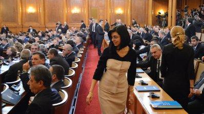 Кунева категорична: Държавата се справи с кризисната ситуация в страната (видео)