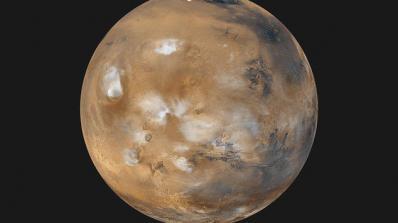 Атомна война унищожила цивилизация на Марс (снимка)