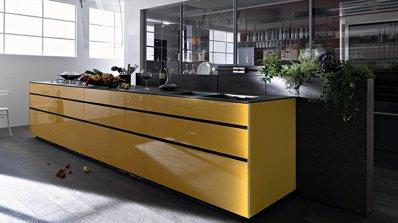 Кухня от бъдещето: Artematica Vitrum