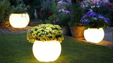 Променете облика на дома си с външно осветление